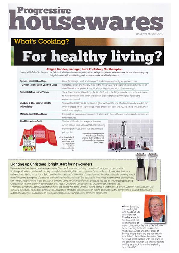 Progressive Housewares Jan Feb 2016   News Pages Page 001