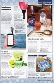 Yachting Monthly January 2016 Featured Drinks Covers